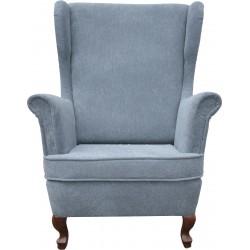 Fotel ze zdjęcia wykonany w materiale ALFA 16